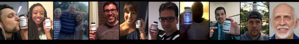 happy clients who have tried and love the Nitrovit ADD supplement.